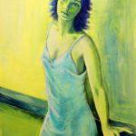 20 - Jacqueline Dubrulle, Citron bleu