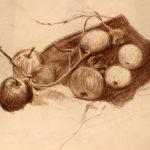 26 - Jacqueline Dubrulle, Fruits