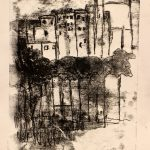 Jacqueline Dubrulle, monotype