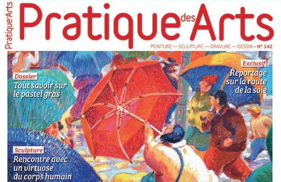 Hugo Ruales Hualca dans Pratique des Arts