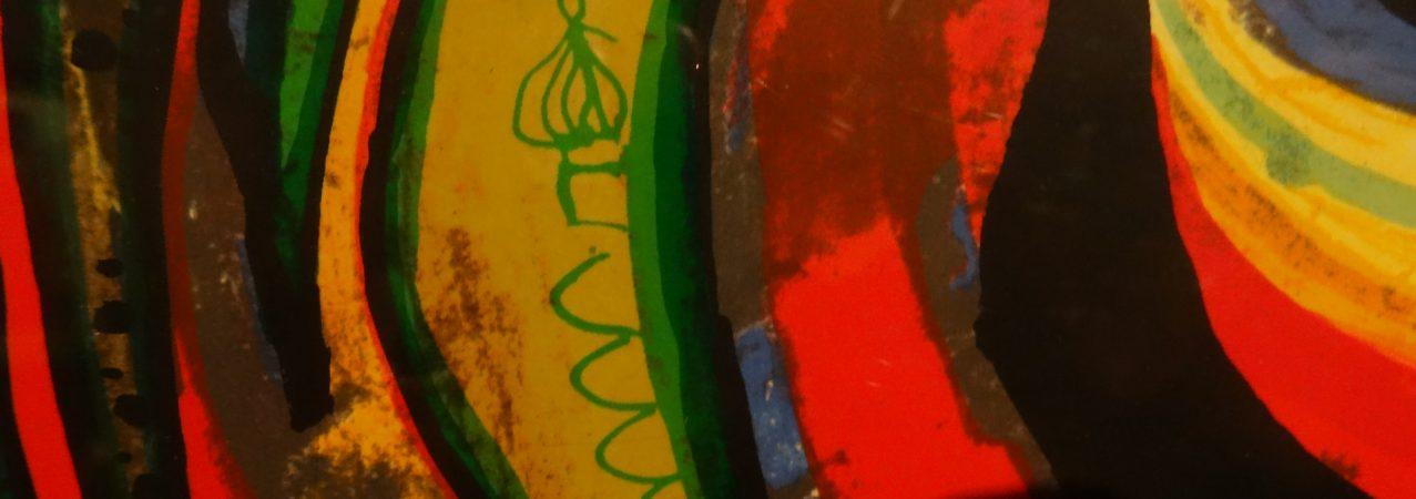 Retour sur l'atelier «A la manière de… Hundertwasser», animé par Serge Allain