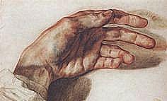 Retour sur l'atelier «la main dessinante, la main dessinée» animée par Frédérique Lesschaeve