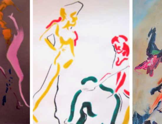 Atelier «Courbes et couleurs»