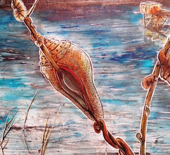 «Encres Oniriques» exposition de Flo.F