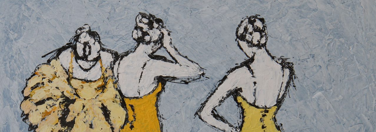 Exposition de Sylvie Bourniquel