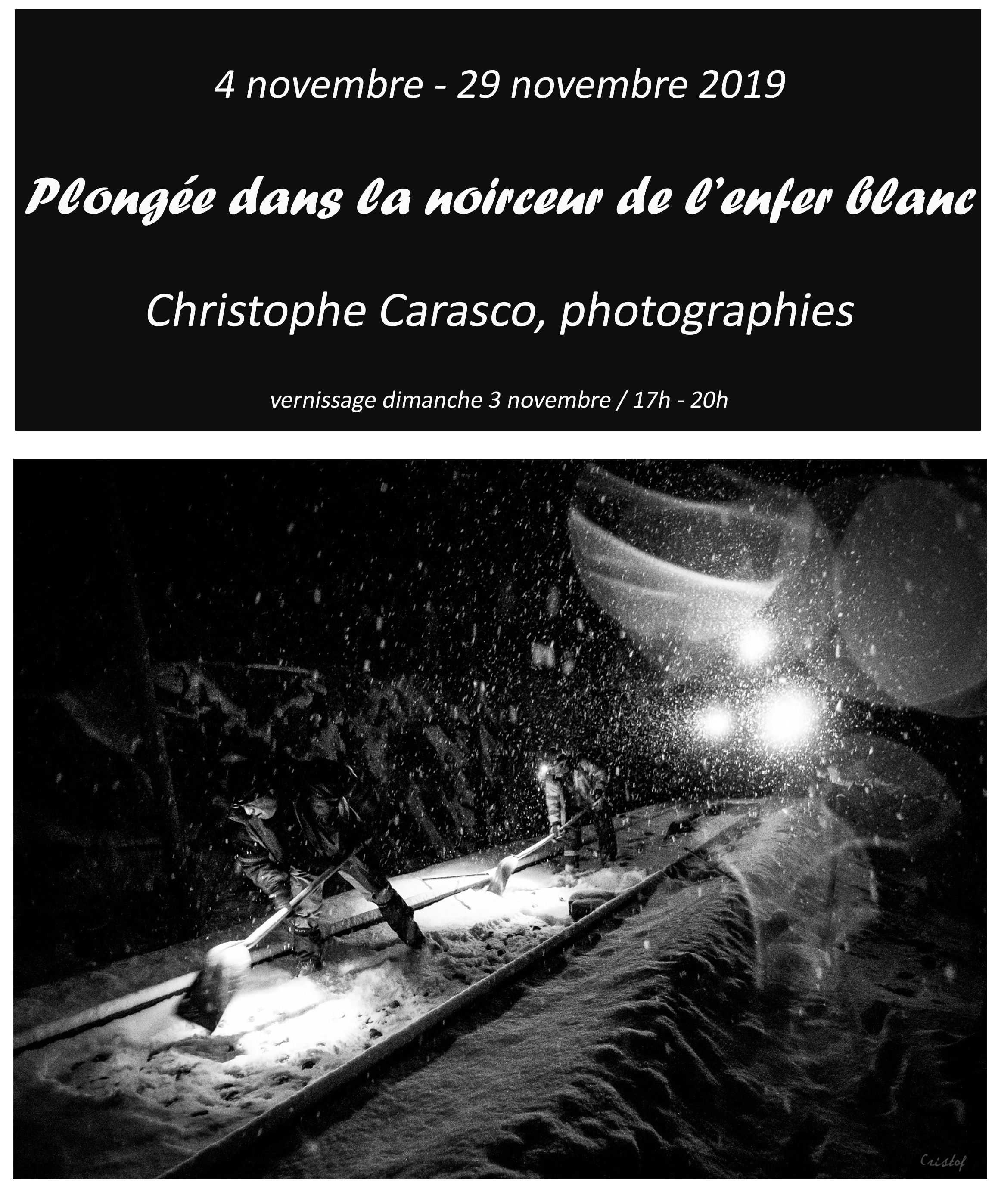 Expo photos – Christophe Carasco