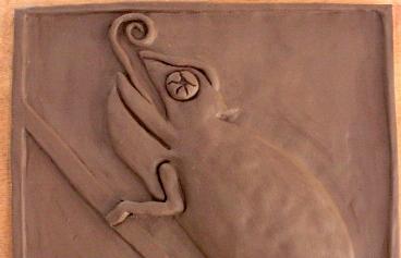 Retour sur l'atelier «Bas-relief en argile», animé par Elsa Doublet