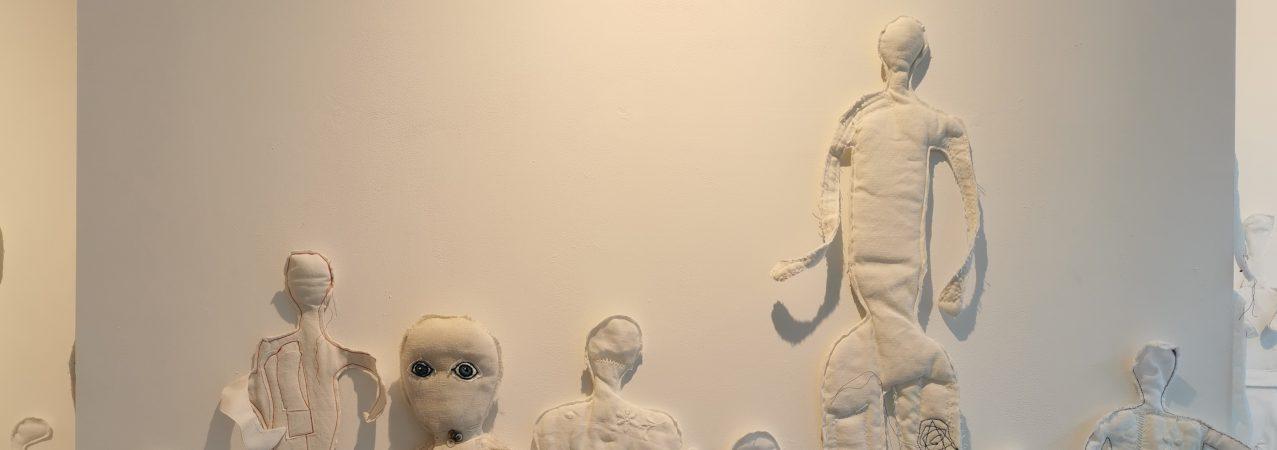 «Ce que je veux c'est de l'amour» – installation de Marie Tessier