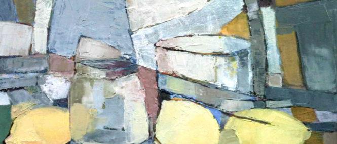 Retour sur l'atelier «Du figuratif à l'abstraction» animé par Olivia Barth samedi 14 décembre 2019