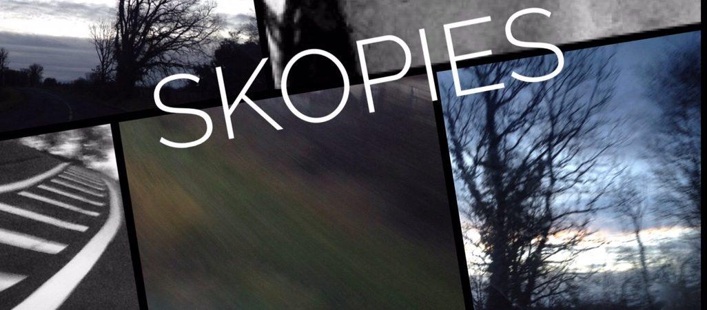 SKOPIES – acte éphémère poétique – H. SKO