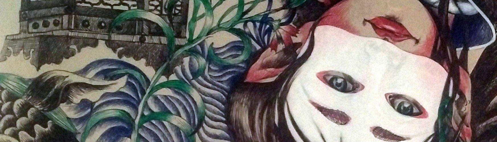 Gala Laskova présente ses dessins du 30 mars au 16 avril 2021