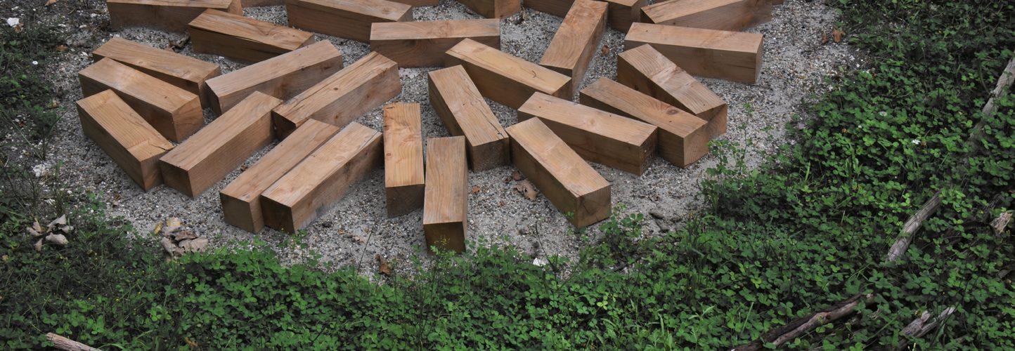 «GAÏA Natura» installation de Louis Viel