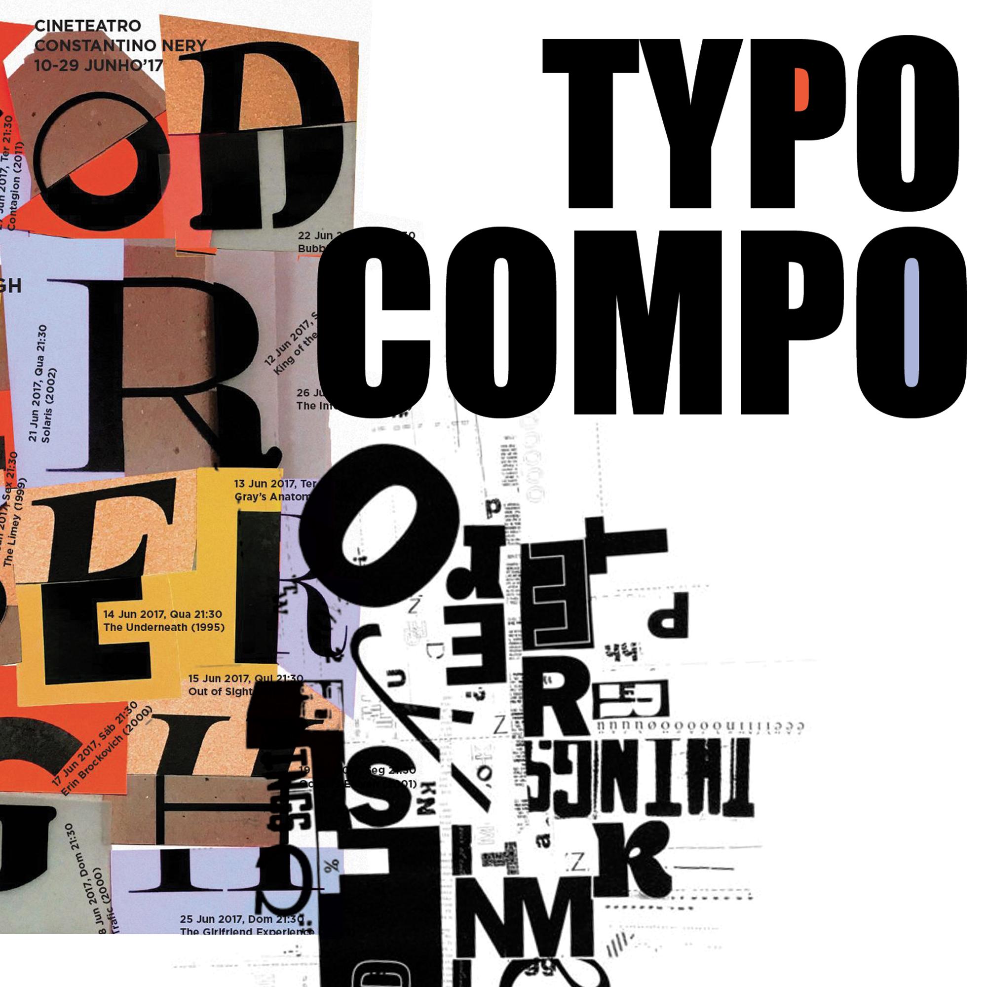 Typo-compo – atelier animé par Bernard Olivié
